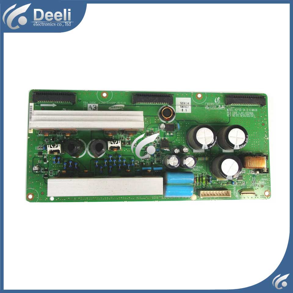 цены на 95% new good working for original board YD07 LJ41-03489A LJ92-01353A board в интернет-магазинах