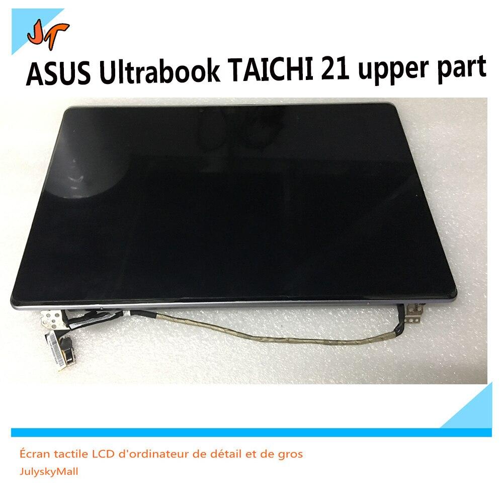 D'origine 11.6 led pour ASUS TAICHI 21 N116HSE-WJ1 1920*1080 double-face affichage avec AB couvercle numériseur à écran tactile + LCD di