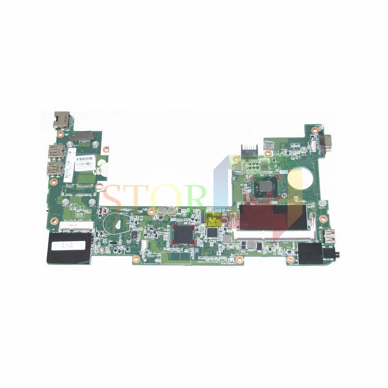 NOKOTION for hp mini 210-2000 laptop motherboard 627758-001 N550 CPU DDR3 621304 001 621302 001 621300 001 laptop motherboard for hp mini 110 3000 cq10 main board atom n450 n455 cpu intel ddr2