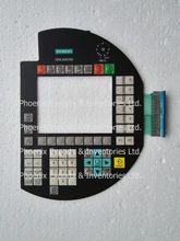Yepyeni Membran tuş takımı SINUMERIK HT6 6FC5403 0AA10 0AA1 Işletim Paneli