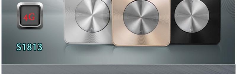 Brand Idealist Metal MP3 MP4 Player 4GB/8GB/16GB Video Sport MP4 Flash HIFI Slim MP4 Video Player Radio Recorder Walkman Speaker 4