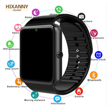 цены на 2019  Smart Watch GT08 Clock Sim Card Push Message Bluetooth Connectivity For Android IOS apple Phone PK  DZ09 Smartwatch Men  в интернет-магазинах