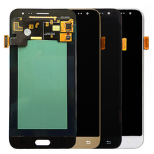 SzHAIyu Abendessen AMOLED LCD Display + Touch Screen Für Samsung Galaxy J3 2016 Bildschirm J320 J320F J320FN J320A J320M LCD Display