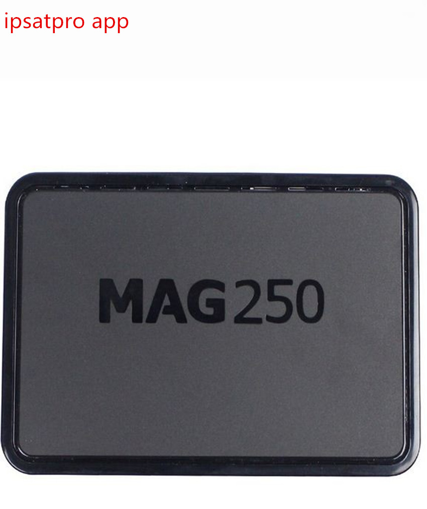 US $146 0 |MAG 250 IPTV Box With Worldwide IPTV APK 950+ USA England  Germany Italy French Portugal African Arabic Sweden Spain Channels-in  Set-top