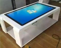Windows 10 interactieve touch Wifi Android Draadloze Netwerk Digitale Lcd Speler Reclame Kiosk Touch Tafel monitor DIY desktops