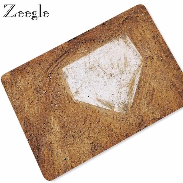 Zeegle Bad Matte Non slip Küche Teppich Teppiche Tür Boden Wasser  saugfähige Gummi
