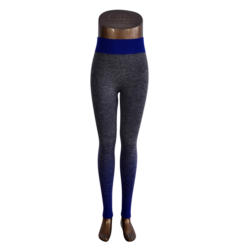 DISSIMILAR Frauen Fitness Ombre Hosen Activewear Abnehmen Nahtlose - Damenbekleidung - Foto 2