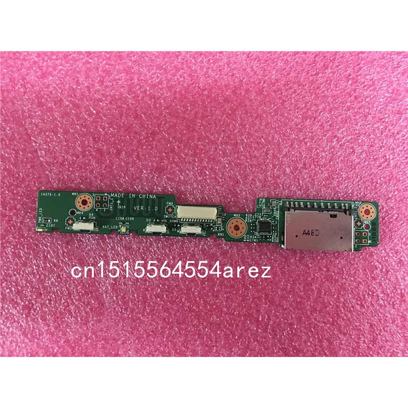 Conscientious New Original Msi Betaii Pro Power Switch Board For Lenovo Horizon 2s Table Pc 5c50j91743 Diversified In Packaging Computer & Office