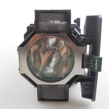 Lampe de Projecteur De rechange Avec Logement ELPLP72/V13H010L72 Pour EPSON EB-Z8350W/EB-Z8355W/EB-Z8450WU/EB-Z8455WU