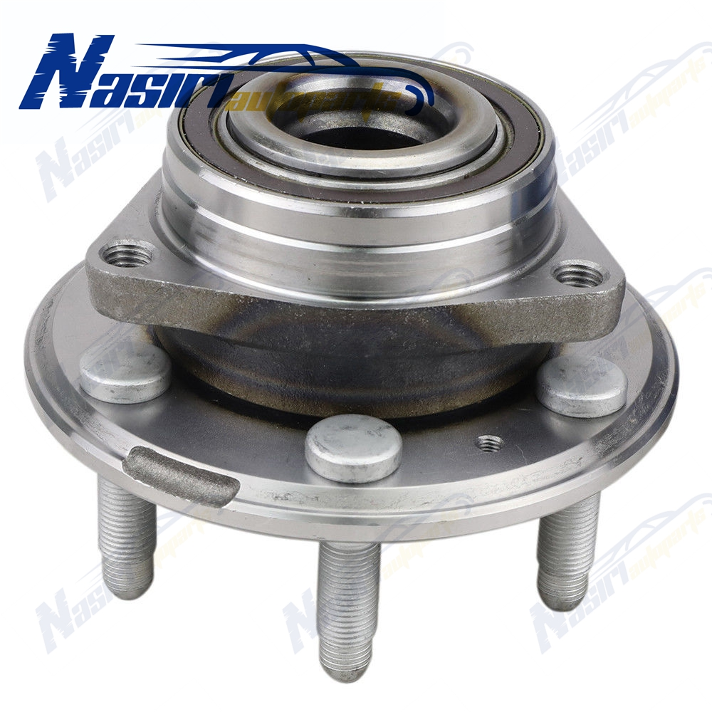 New Front Rear Wheel Bearing Hub Assembly Driver Or Passenger For Cadillac SRX 10-16 513289 13589508 13580489