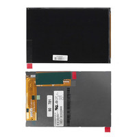 New 7 Inch Replacement LCD Display Screen For Oysters T34 Mini / T37 tablet PC