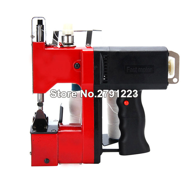 40 New 40V Electric Double Line Sewing Machine Industrial Stunning Portable Industrial Sewing Machine