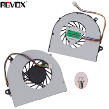 New Laptop Cooling Fan for Lenovo G480 G480A PN: AB07005HX12DB00 MG60120V1-C120-S99 UDQFLJP04DCM CPU Cooler Radiator