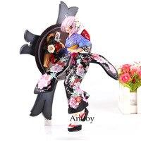 Fate Grand Order Shielder Mash Kyrielight Kimono Ver. PVC Anime Fate Figure Action Collection Model Toys