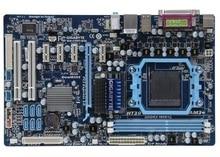 Оригинальный материнская плата для Gigabyte GA-770T-D3L разъем AM3 DDR3 770T-D3L USB2.0 8 г 770 рабочего Материнская плата Бесплатная доставка