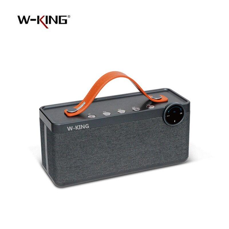 W-KING X10 25 W APP Bluetooth Alto-falantes Sem Fio Portátil Speaker Bass Som Subwoofer Poderoso Sem Fio Caixa de Som Para Casa