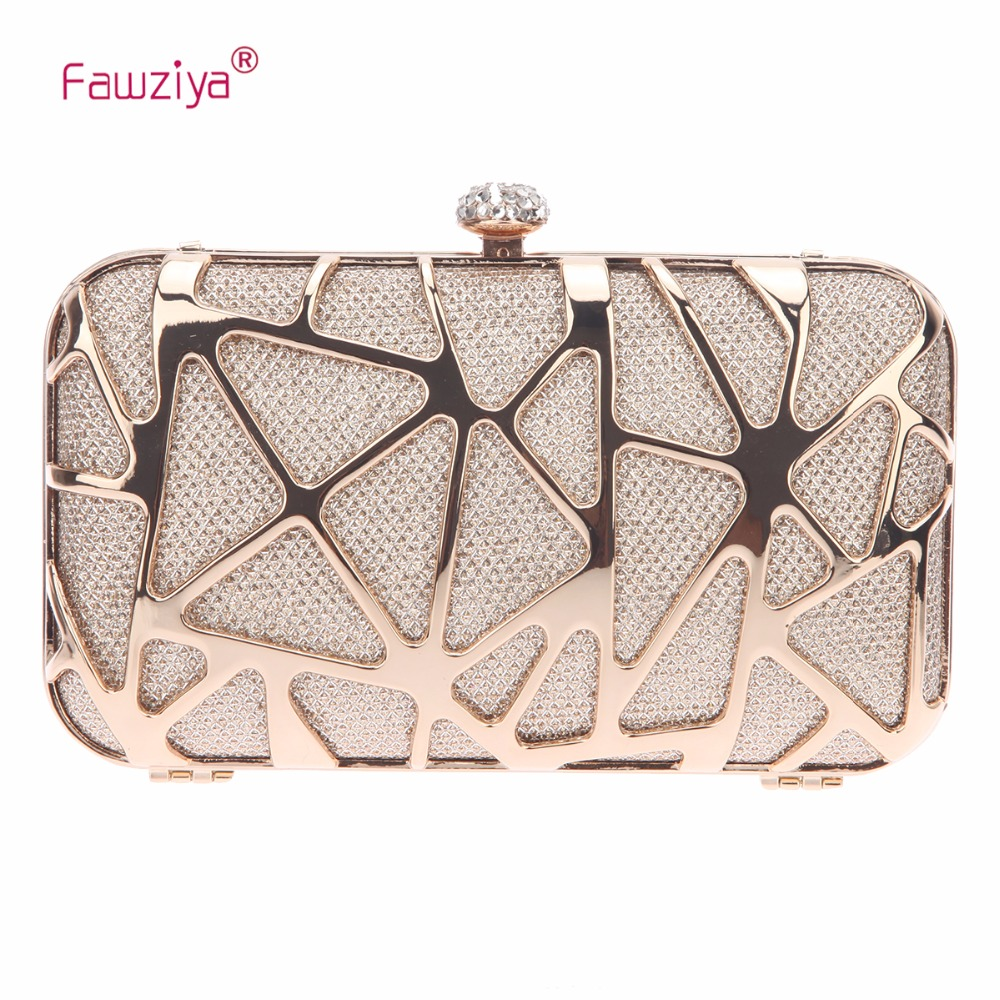 Fawziya Water Cube Mini Box Purse Fashion Clutch Purses For women evening bags