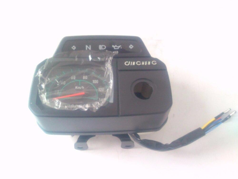 Motorcycle Two Stroke Tachometer Speedometer Odometer For Suzuki AX100
