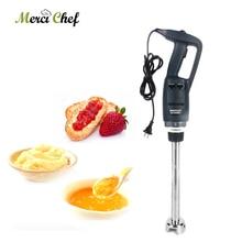 ITOP Merci Chef Commercial Blender IT500LF/IT500LV+300mm Blending Arm Mixer Juicer 500W Electric Kitchen Handheld Food Processor