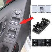Universal Auto Windows ControlSwitches Lifter Master Switch For VW Passat B6 3C Tiguan Golf Jetta MK5