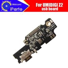 UMIDIGI Z2 Плата usb 100% оригинал новый для зарядная панель под usb-разъем Замена аксессуары для UMIDIGI Z2 телефона.