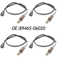 Новые 4 шт. кислорода Сенсор lambda Сенсор 34 4137 89465 06020 8946506020 для 1997 2001 Lexus ES300