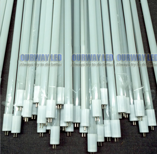 Smart IC 8W 16W LED T5 Tube (20-40W equivalent) for 0.6m 1.2m Fluorescent Light Lamp Fixture Replacement,No Ballast,No Starter t8 led tube 1200mm light 18w120cm 4ft 1 2m g13 with holder fixture high power smd2835 fluorescent replacement 85 265v