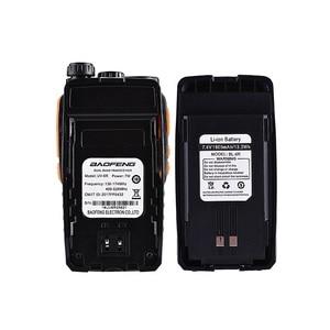 Image 5 - Baofeng UV 6R ווקי טוקי 7W מקצועי CB רדיו להקה כפולה 128CH LCD תצוגה אלחוטי Pofung UV6R נייד חם שתי דרך רדיו