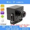 Wde Angle Ip Camera H 264 Onvif P2p180 Degree Fisheye Lens Mini Ip Camera Poe