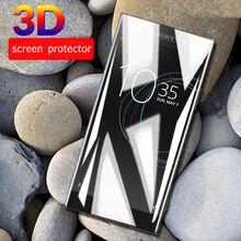 Изогнутое 3D стекло для Sony Xperia XA1 Plus L3 10 XA2 Plus, закаленное стекло для Soni Experia XZ4 XZ3 Ultra XZ Premium XA 1, пленка с полным покрытием