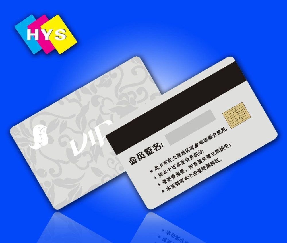 Hologram business card and pvc smart card supply-in IC/ID Card ...