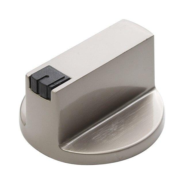 küche switch control 3 stile nützliche küche silber gasherd knöpfe