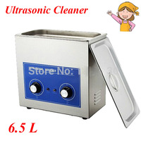 1pc Jeken180W 6.5L Ultrasonic Cleaner with Free Cleaning Basket for Motherboard & Video Card Cleaning with English Manual PS 30