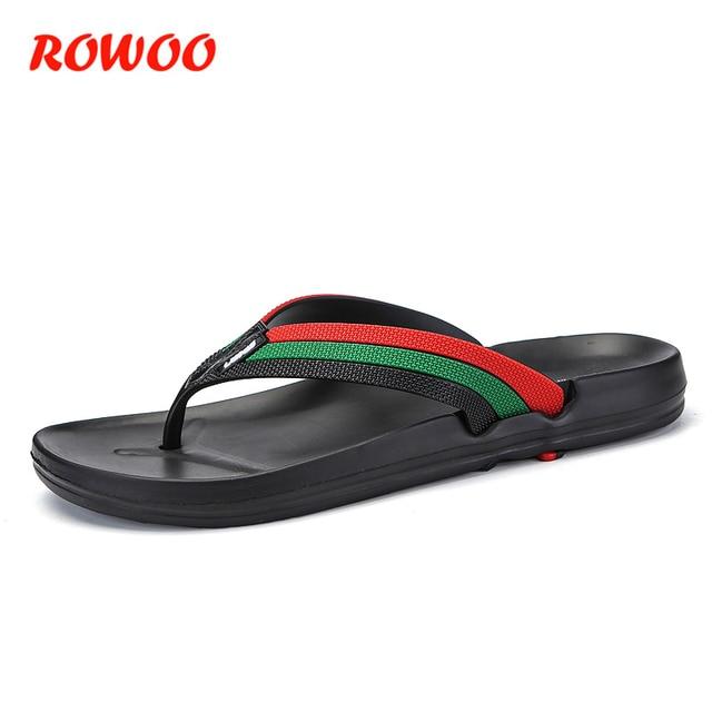 8572fbf2f216b Ultra Light EVA Men s Flip Flops Sports Anti-Slip Slipper PVC Strap Mens  Summer Sandals Fashion Outdoor Flip Flops Male Slipper