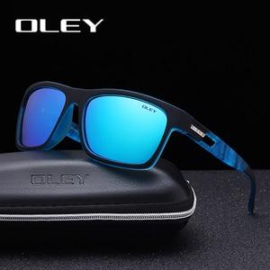 Женские солнцезащитные очки OLEY, классические поляризационные очки 7 в 1 с логотипом на заказ, модель YG203, TR90