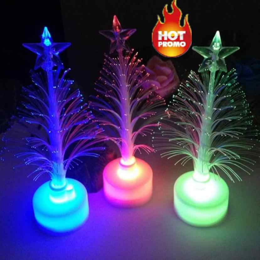 Hot Sale Christmas Xmas Tree Color Changing LED Light Home ...