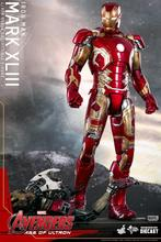 HT1/6th scale doll model 12″ Action figure doll,Marvel's The Avengers Iron Man Tony.Collectible Figure model toy