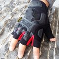 Special tactical gloves super technician outdoor anti - cutting anti - skid sun protection seals half - finger gloves