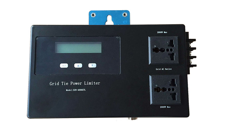 120V/230V AC Solar Grid Tie Power Limiter for SUN Series Grid Tie Inverter 500/600/1000/1500/2000W solar power on grid tie mini 300w inverter with mppt funciton dc 10 8 30v input to ac output no extra shipping fee