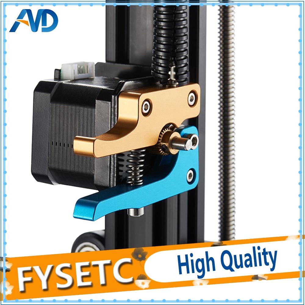 Remote Full Metal Distal Extrusion Head Wire Feeding Machine Bowden Extrude For Anet A8 Prusa I3 Tevo Tarantula Supply 1.75