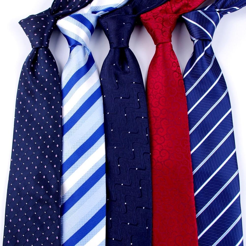 Men ties 8cm formal ties high quality necktie Men's ...