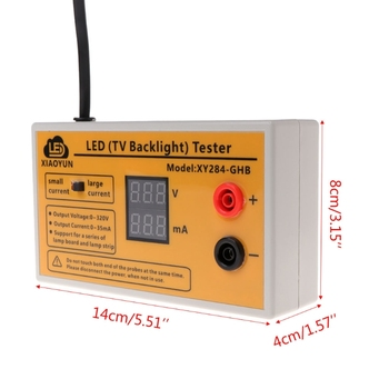 0-320 V LED di Uscita TV Retroilluminazione Tester Multifunzione LED Mette a Nudo Perline Strumento di Test