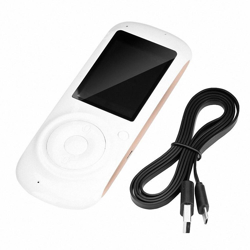 Intelligent Language Voice Translator WiFi Instant Portable Translator 2 Way Real-Time Translation Traveling Meeting Translator 28