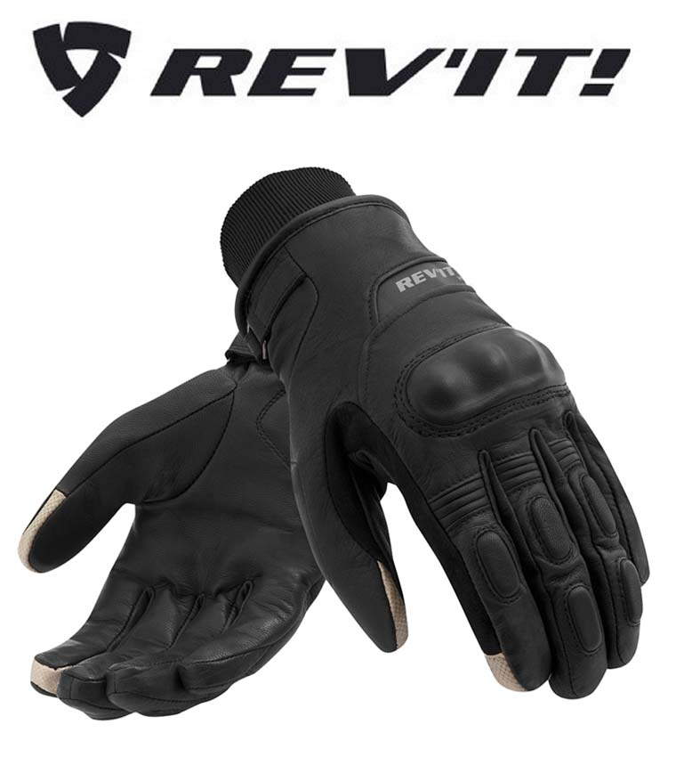 ФОТО 2016 New Netherlands Revit Boxxer H20 Motorcycle gloves Waterproof REV'IT! BOXXERH2O Motorcycle glove can touch screen design