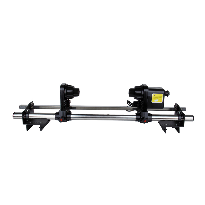 Paper media Take up System for Roland/Mutoh/Epson Series printer 64 automatic media take up reel system for mutoh mimaki roland etc printer