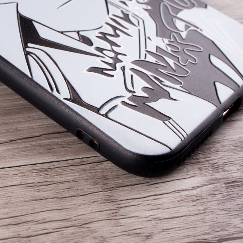 Sketch Naruto Case For iPhone (11 types)