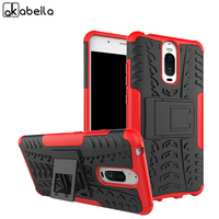 AKABEILA Phone Cases Cover For Huawei Mate 9 Pro Mate 9 Porsche Design Bracket Covers For Huawei Mate 9 Pro Case Shells