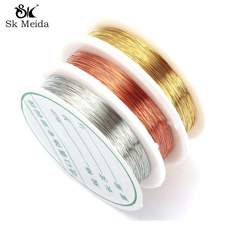 0.2 50M/Roll Copper Wire To...