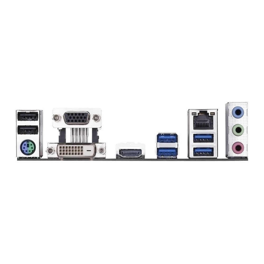 الأصلية المستخدمة سطح اللوحة جيجابايت B360M HD3 LGA 1151 الأساسية i7/i5/i3/بنتيوم/سيليرون DDR4 32G SATA3 مايكرو ATX