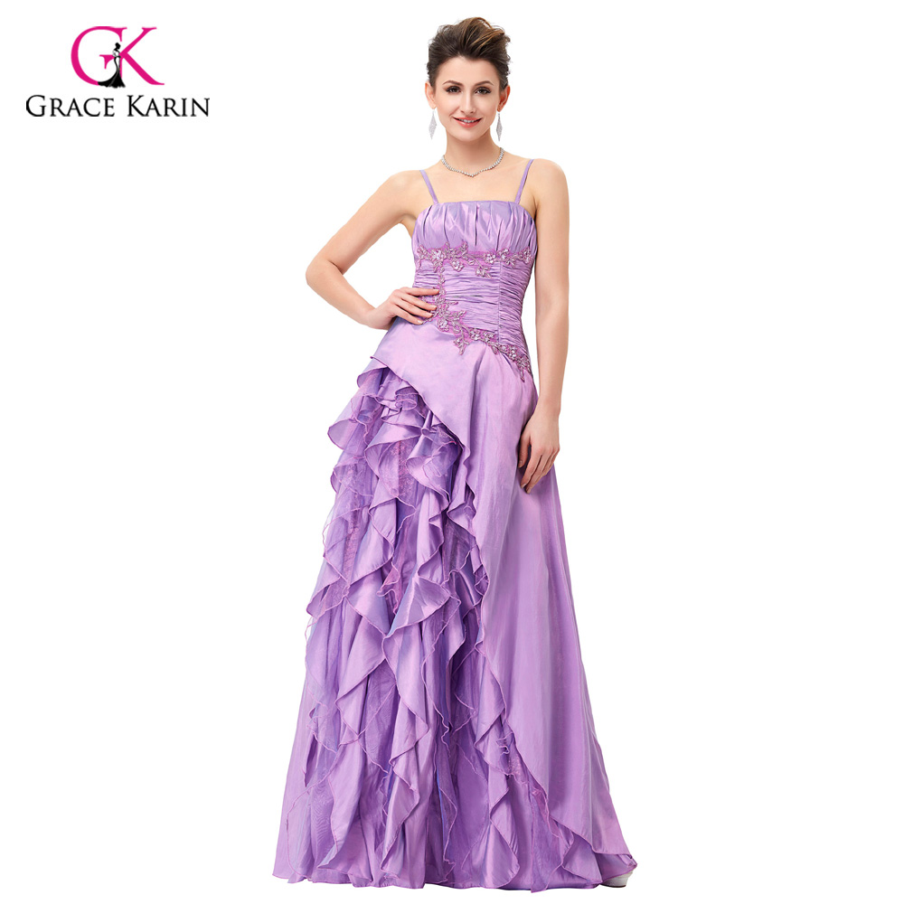 Wedding Dresses For Over 50s Uk: Aliexpress.com : Buy Bridesmaid Dresses Grace Karin White